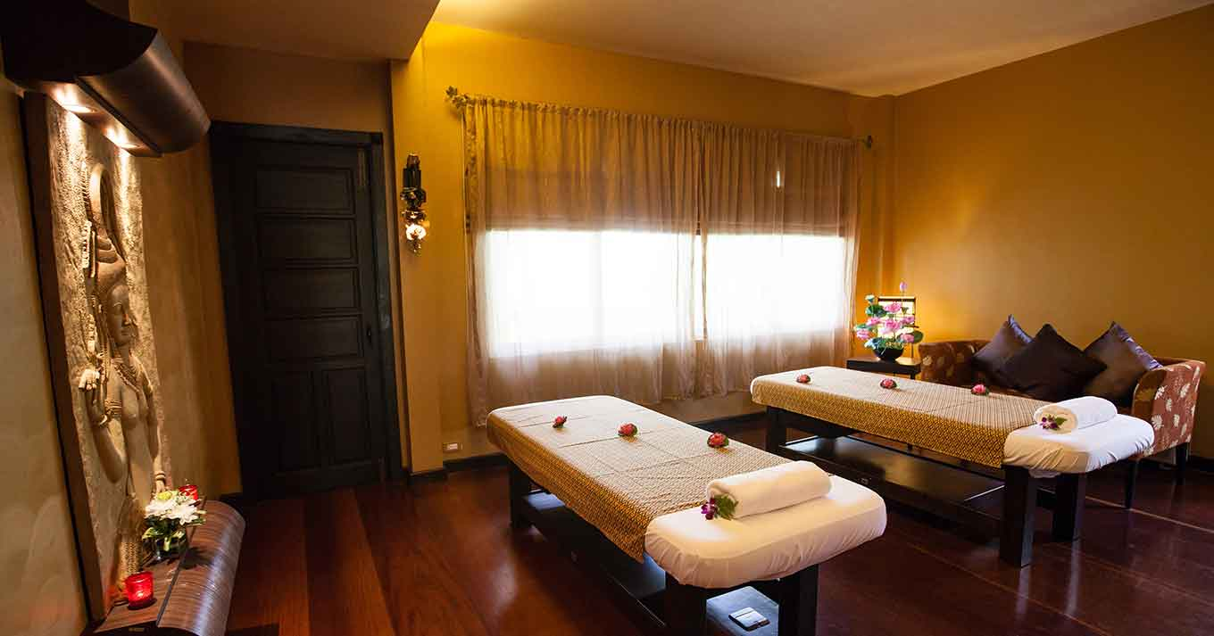 Spa at Baan Amphawa