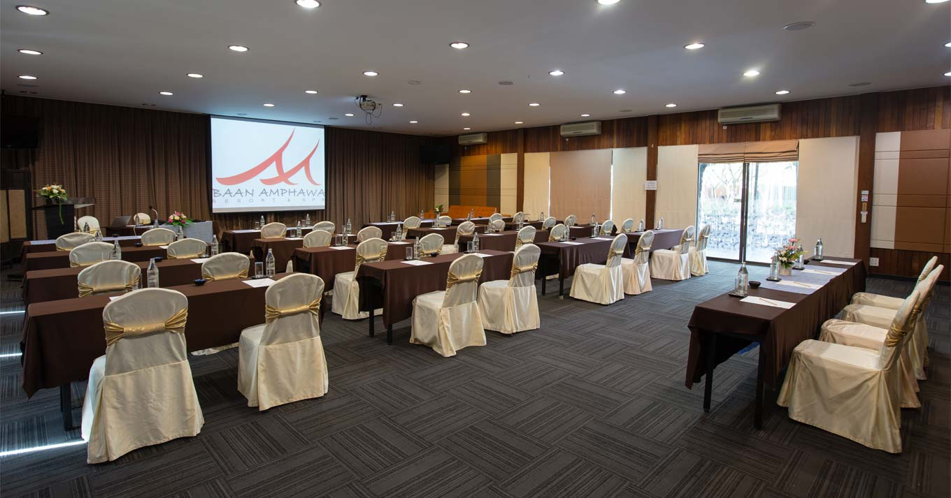 Baan Amphawa Conference Room