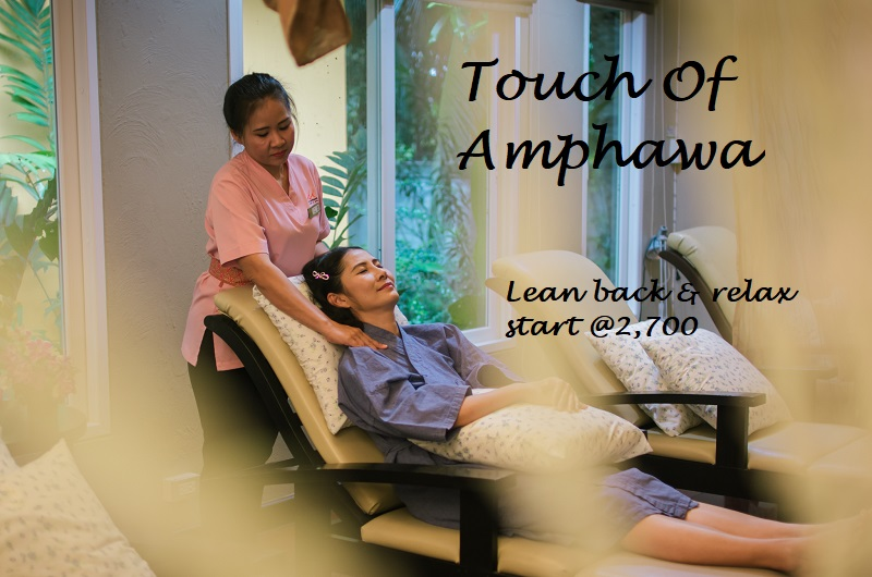 Touch of Amphawa promotion
