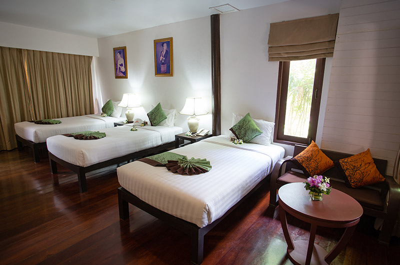 Thai Village - Superior Triple Rooms
