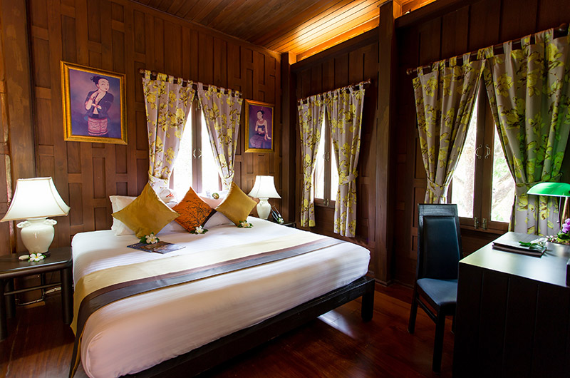 Thai Village - Deluxe Rooms