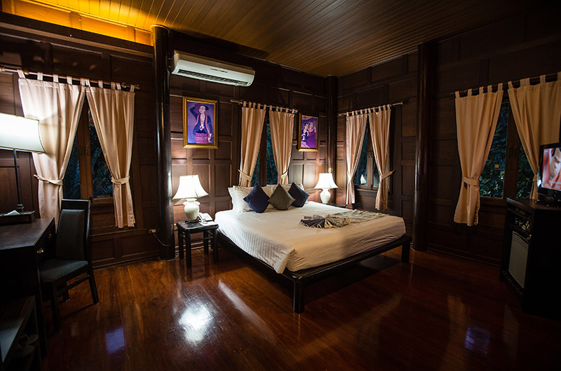 Thai Village - Super Deluxe Rooms
