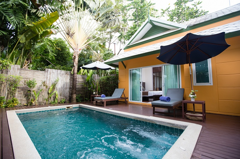 Tropical Villa - Pool Villa -Private Pool