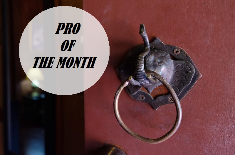 pro of the month