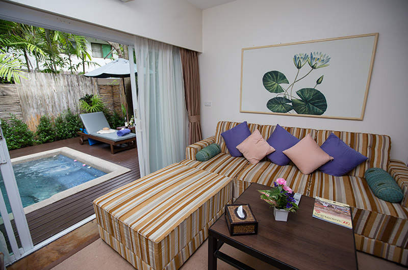 Grand Pool Villa (two bedroom)